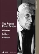 Vlado Perlemutter, Yvonne Lefebure, Robert Casadesus: The French Piano School - DVD
