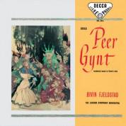 London Symphony Orchestra, Øivin Fjeldstad: Grieg: Peer Gynt - Plak