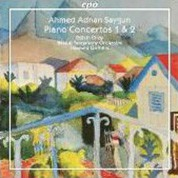 Bilkent Senfoni Orkestrası, Gülsin Onay, Howard Griffiths: Ahmed Adnan Saygun: Piano Concertos 1 &2 - CD