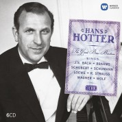 Hans Hotter - The Great Bass-Baritone - CD