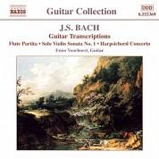 Bach, J.S.: Guitar Transcriptions - CD