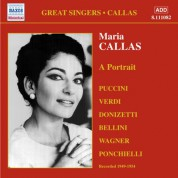 Callas, Maria: Portrait (A) (1949-1954) - CD
