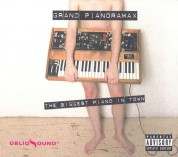 Grand Pianoramax: The Biggest Piano In Town - CD