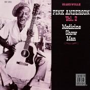 Pink Anderson: Medicine Show Man - CD