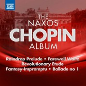 İdil Biret: The Naxos Chopin Album - CD
