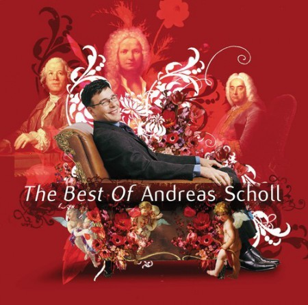 Andreas Scholl - The Best Of Andreas Scholl - CD