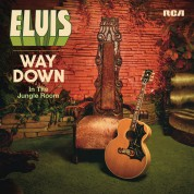 Elvis Presley: Way Down in the Jungle Room - Plak