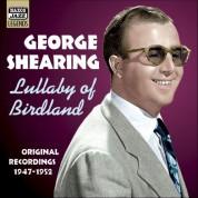 Shearing, George: Lullaby of Birdland (1947-1952) - CD