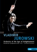 Orchestra of the Age of Enlightenment, Vladimir Jurowski: Vladimir Jurowski conducts the Orchestra of the Age of Enlightenment - DVD