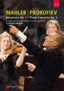 Yuja Wang, Lucerne Festival Orchestra, Claudio Abbado: Mahler: Symphony No. 1 / Prokofiev: Piano Concerto No. 3 - DVD