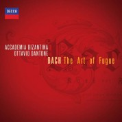 Accademia Bizantina, Ottavio Dantone: Bach: The Art of Fugue - CD