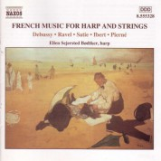 Çeşitli Sanatçılar: French Music for Harp and Strings - CD