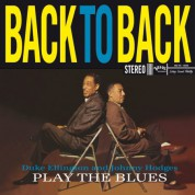 Duke Ellington, Johnny Hodges: Back To Back - Plak