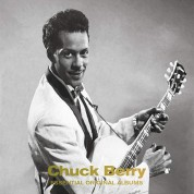 Chuck Berry: Essential Original Albums (Rockin' At The Hops +New Juke Box Hits + One Dozen Berrys +Chuck Berry Is On Top + HighSchool Session + Bonus Tracks) - CD