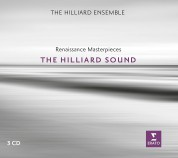 Hilliard Ensemble - The Hilliard Sound (Renaissance Masterpieces) - CD