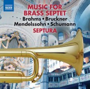 Septura: Music for Brass Septet - CD
