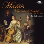 Ensemble la Bellemont: Marais: La Voix de la Viole - CD
