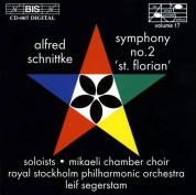 Leif Segerstam, Kgl. Stockholms Filharmoniska Orkester: Schnittke - Symphony No.2 - CD