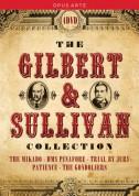Sullivan: The Gilbert & Sullivan Box Collection - DVD