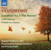David Lloyd-Jones, Royal Scottish National Orchestra, Raphael Wallfisch: Standford: Symphony No. 1, Cello Concerto & Prelude to a Fantasy - CD