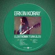 Erkin Koray: Elektronik Türküler (Picture Disc) AÇIKLAMAYI OKUYUNUZ - Plak