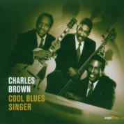 Charles Brown: Cool Blues Singer - CD