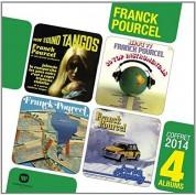 Franck Pourcel: Coffret 2014: 4 Albums - CD