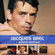 Jacques Brel: La Valse A Mille Temps/ Les Bourgeois/ Les Bonbons/ Ces Gens Là - CD