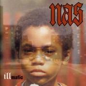 Nas: Illmatic (Limited Edition - Clear Vinyl) - Plak