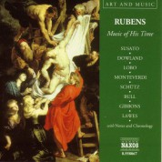 Çeşitli Sanatçılar: Art & Music: Rubens - Music of His Time - CD