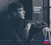 Andreas Scholl, Orchestra of the Age of Enlightenment, Sir Roger Norrington: Andreas Scholl - Heroes - CD