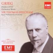 Ilse Hollweg, Royal Philharmonic Orchestra, Thomas Beecham: Grieg: Peer Gynt, Orchestral Works - CD