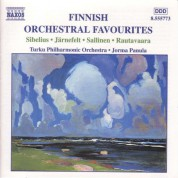 Finnish Orchestral Favourites - CD