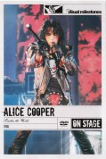 Alice Cooper: Trashes The World: On Stage, Birmingham 1990 - DVD