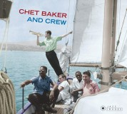 Chet Baker And Crew - The Forum Theatre Recordings + 4 Bonus Tracks! (Photographs By William Claxton) - CD