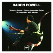 Baden Powell: Tristeza/Poema/Canto/Images on Guitar - CD