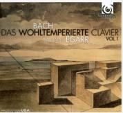 Richard Egarr: Bach: Das Wohltemperierte Klavier 1 - CD