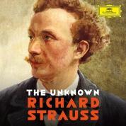 Çeşitli Sanatçılar: Richard Strauss Edition - The Unknown - CD