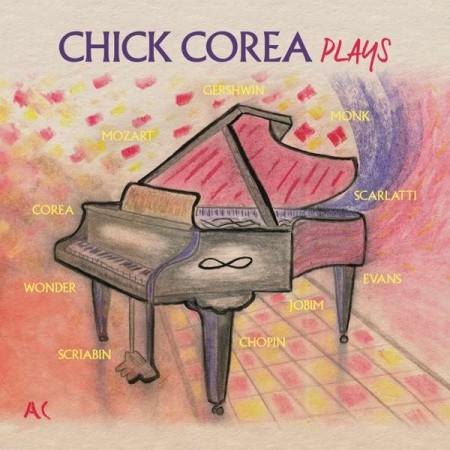Chick Corea: Plays - Plak