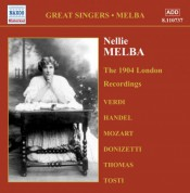 Nellie Melba: The 1904 London Recordings - CD