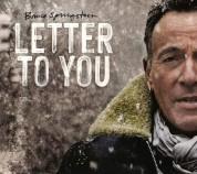 Bruce Springsteen: Letter To You - Plak