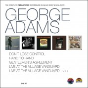 George Adams - CD