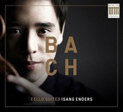 Isang Enders: J.S. Bach: Cello Suites - CD