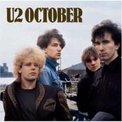 U2: October - CD