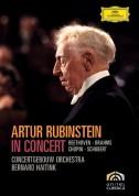 Artur Rubinstein, Bernard Haitink, Concertgebouw Orchestra Amsterdam: Artur Rubinstein - In Concert (Concertgebouw Amsterdam 1973) - DVD