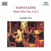 Saint-Saens: Piano Trios Nos. 1 and 2 - CD