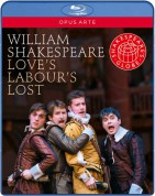 Shakespeare: Love's Labour's Lost - BluRay