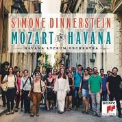 Simone Dinnerstein, Havana Lyceum Orchestra: Mozart in Havana - CD