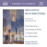 Broadway Blockbusters - CD