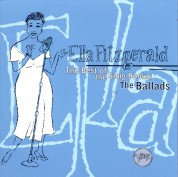 Ella Fitzgerald: The Best of the Song Books: The Ballads - CD